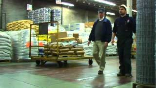 Distribution Center Management - Logistics and Operations