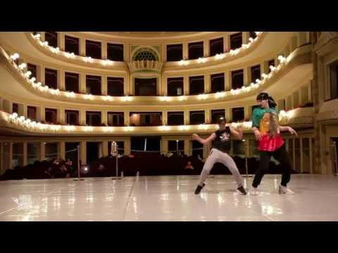 Maniek Kotarski's choreo - Em Bela (Os Detroia)