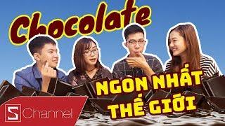 HÔM NAY ĂN GÌ - SOCOLA NGON NHẤT THẾ GIỚI - MAROU Chocolate (Made in Vietnam)