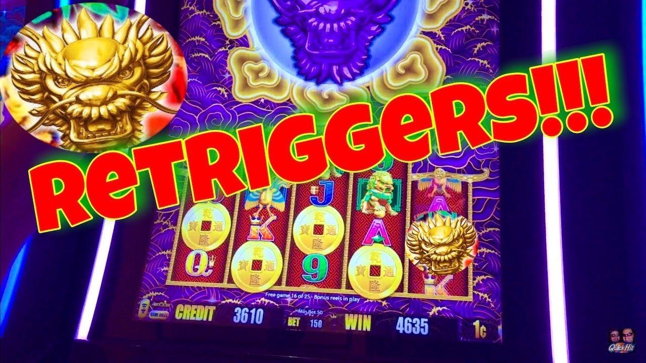 Golden Dragon Slot Machines