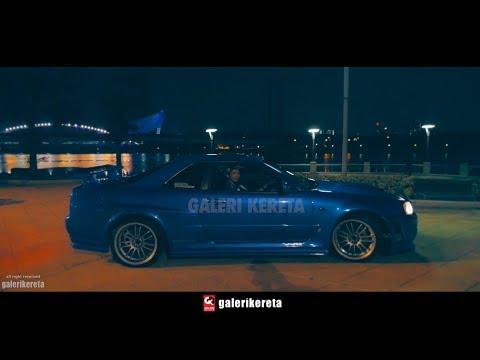 Nissan Skyline R34 GT-R V Spec Rossi Malaysia