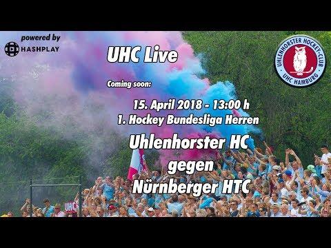 UHC Live - UHC vs. NHTC - 1. Herren Hockey Bundesliga - 15.04.2018 - 13.00 h