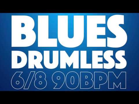 Blues Drumless Backing Track