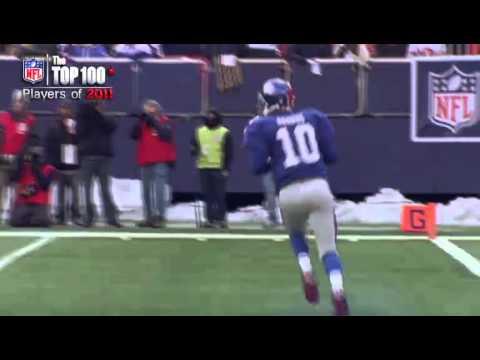 Samuel NFL Top 100 2011