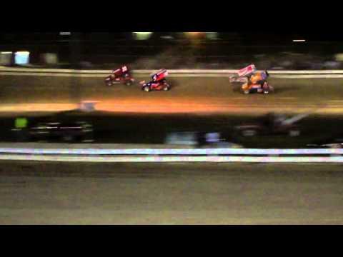 EWSC Racing MSA Sprint Car Feature 6/15/2012