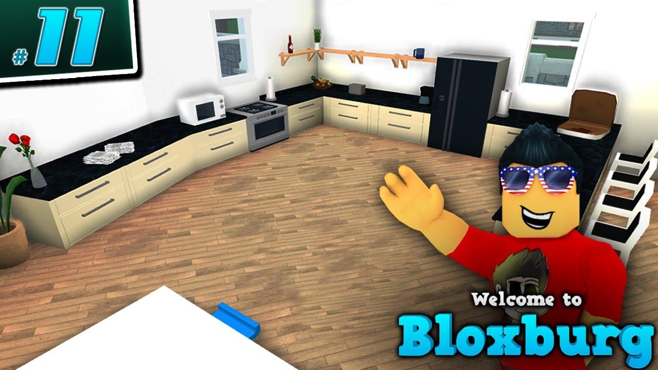 kitchen remodel in welcome to bloxburg ep 11 roblox On kitchen designs bloxburg