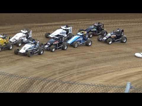 JJ Hughes @ Lawrenceburg Speedway B.O.S.S. 05-20-2017