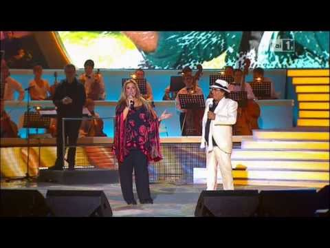 Al bano Carrisi e Romina Power Mosca 2013