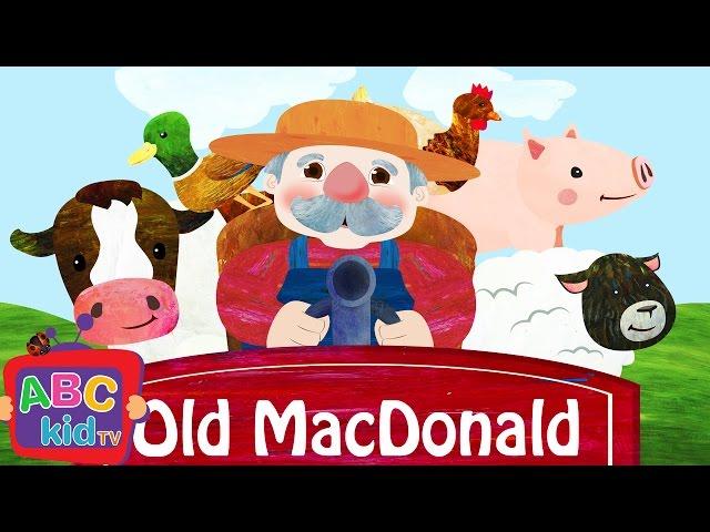 Old MacDonald Had A Farm (2D) | CoCoMelon Nursery Rhymes & Kids Songs