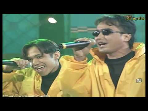 A to Z - Itik Gembo gembo (Live In Juara Lagu 97) HD