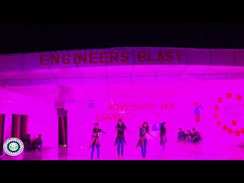 Love Mera Hit Hit - Mix Group Dance || ANVESHANA - Engineer's Day 2k19
