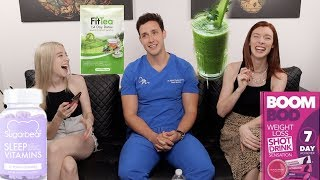 Download DR MIKE DEBUNKS INSTAGRAM HEALTH TRENDS!! Mp3 and Videos