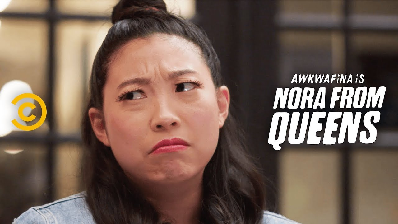It's Weirdly Easy to Scam Focus Groups - Awkwafina is Nora from Queens.