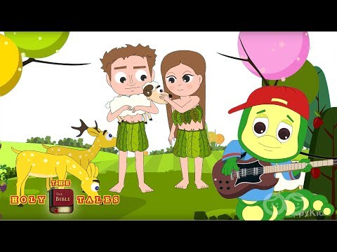 God Made Me I Bible Rhymes Collection I Bible Songs For Children | Holy Tales Bible Songs