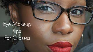 Eye Makeup Tips For Glasses