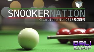 Snooker Nation Championship 2016 PC UltraHD 4K Gameplay 60fps 2160p