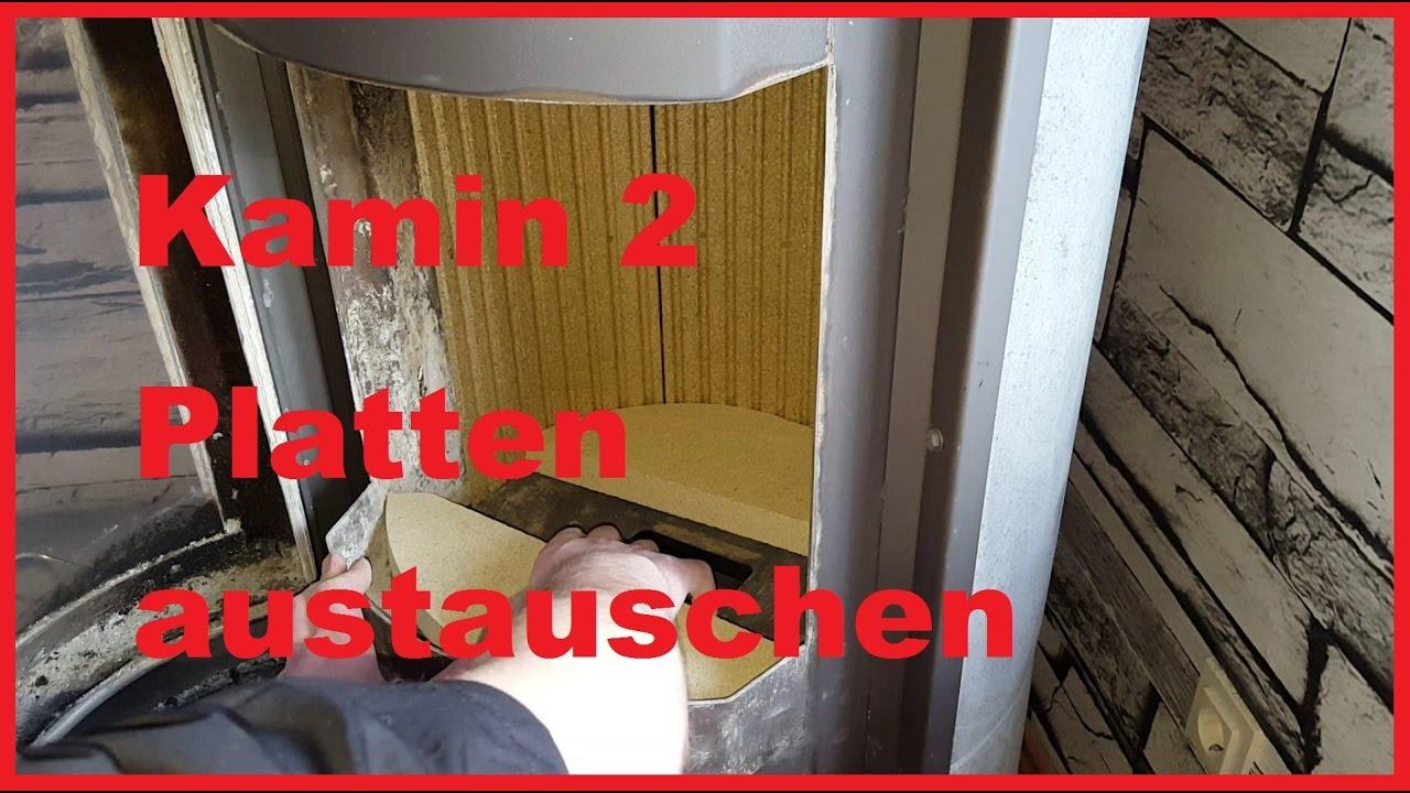 kamin 2 justus faro plus vermiculit platten austauschen youtube. Black Bedroom Furniture Sets. Home Design Ideas