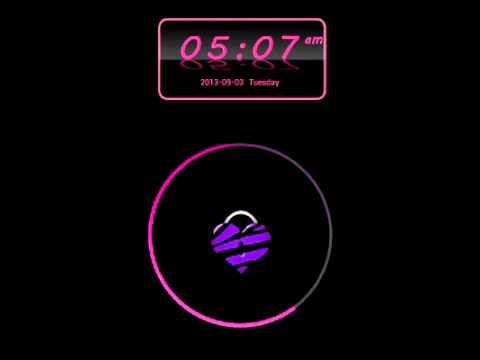 Pink Zebra Theme for GO Locker