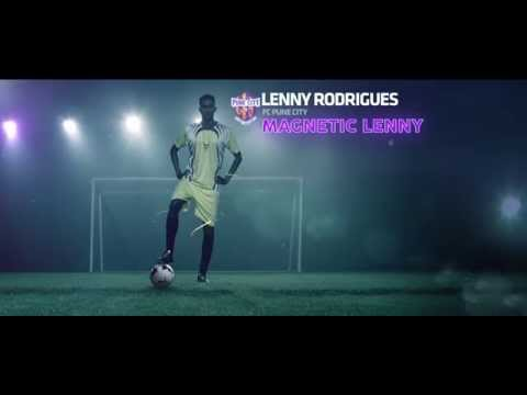 Magnetic Lenny - Lenny Rodrigues (FC Pune City)