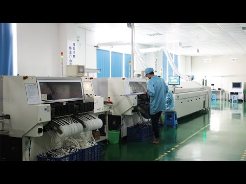 Shenzhen Feelworld Technology Co.,Ltd Factory Overview