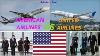 Who's better! American Airlines or United Airlines (2016)