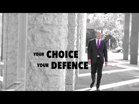 ROD GREGORY-The Defence Lawyer