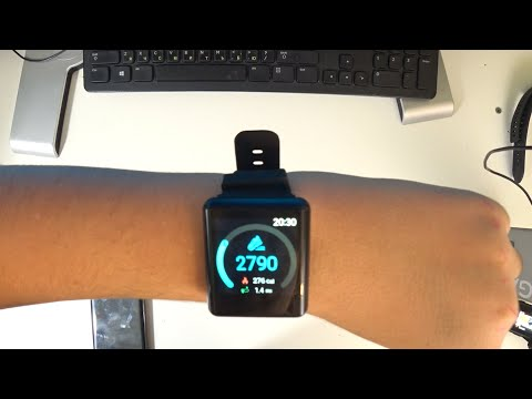 ITouch Air Special Edition Digital Smartwatch
