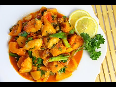 Caribbean Fish Stew #FishFriday | CaribbeanPot.com