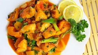 Caribbean Fish Stew #FishFriday | CaribbeanPot.com