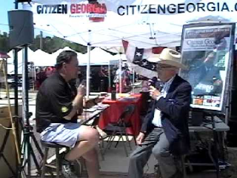 Citizen Georgia Interview with Bob Barr- Part 1 of 2