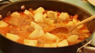 Spicy Chorizo Sausage Stew Recipe