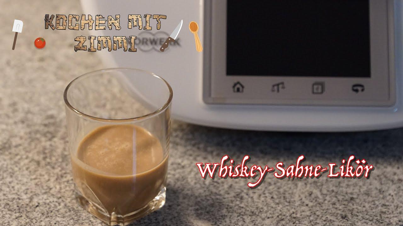 Whisky Sahne Likör