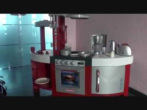 miele kinderküche küche miele kitchen - youtube