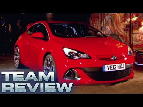 Vauxhall Astra VXR Team Review Fifth Gear