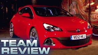 Vauxhall Astra VXR 2012 Videos