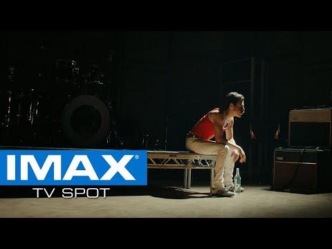 Bohemian Rhapsody IMAX® Exclusive TV Spot