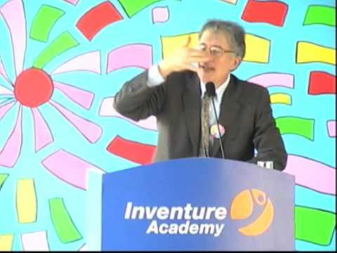 Howard Gardner's Visit to Inventure Academy, Bangalore (Part 1)