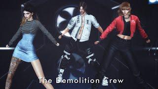 K/DA - POP/STARS - Paragon Dance Animations [Second Life]