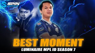 Highlights Evos Luminaire MPL ID Season 7 Regular Season - ALL HIGH IQ PLAYS!
