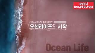 지중해의 낭만이 있는 안산 시화 MTV 반달섬 마리나 …
