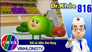 Dr. Khỏe - Tập 816: Trái vả chữa đau họng