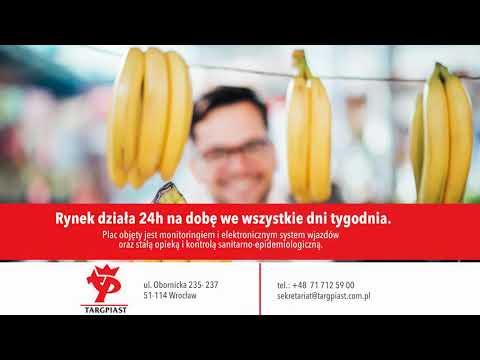 Rynek Hurtowy Warzywa Owoce Wrocław Targplast