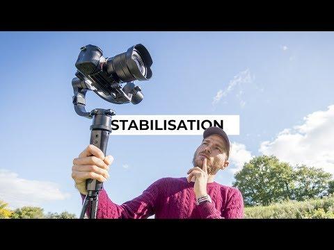 Comment STABILISER au MAXIMUM vos VIDÉOS ? (Stabilisation Optique & Mécanique VS Gimbal)