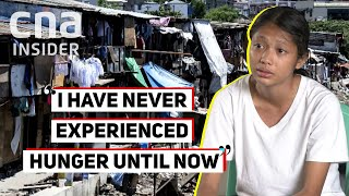 Starving in Philippines' Coronavirus Lockdown: A 16-Year-Old's Story