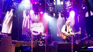 Tom Petty - Runnin' Mans Bible - Tampa - 2010 - From Front Row
