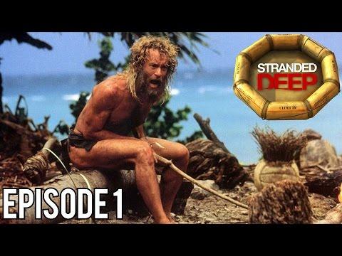 STRANDED DEEP - Seul au monde - Evolution du Jeu [Episode 1] FR poster
