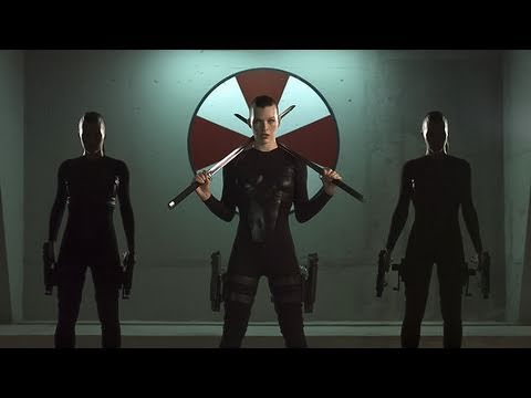 Resident Evil: Afterlife - Movie Review - YouTube