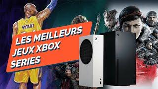 XBOX SERIES X|S : Les meilleurs jeux au lancement !