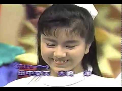 坂上香織 ダウンタウンのゆーたもん勝ち 1988年