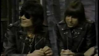 Ramones on Mouth to Mouth (Interview)